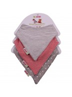 Bandana Bibs(Pack of 3)