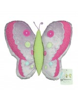 Shaped Cushion Butterfly