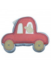 Shaped Cushion Car