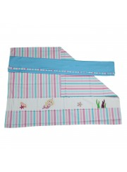 Cot Sheet Mermaid